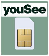 Yousee TDC telefon net
