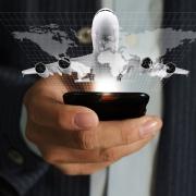 Online på rejsen