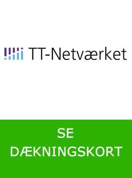 TT netværk dækning